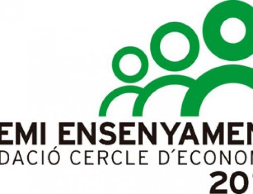 El Llindar, finalista del Premi Ensenyament Fundación Cercle d'Economia 2014