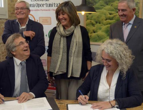 Acuerdo de colaboración con la Fundació ICG.
