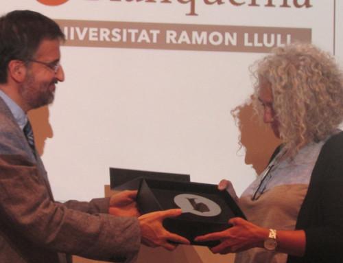 Premis Blanquerna Educació
