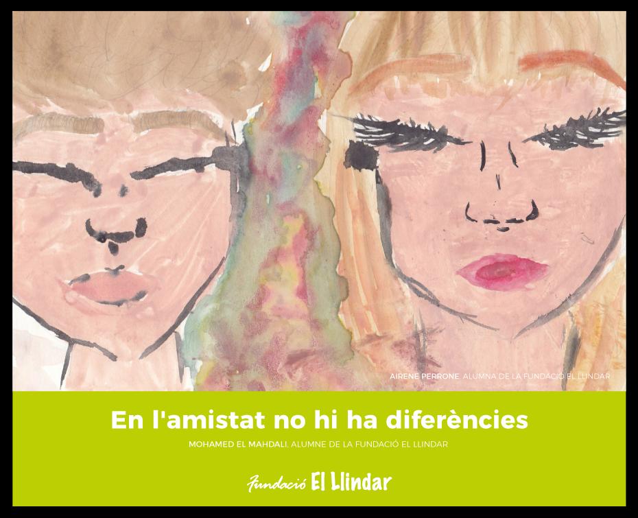 En la amistad no hay diferencias – El Llindar