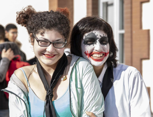 El Llindar se disfraza para Caranaval